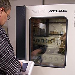 Humidity corrosion testing environmental chamber