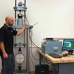 Force calibration