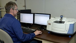 FTIR analysis