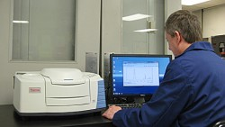 ftir chemical analysis
