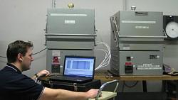 Oven field calibration