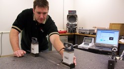 Surface Plate Calibration