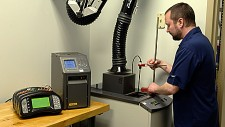 Temperature calibration laboratory
