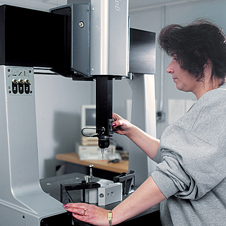 how to use cmm measuring machine