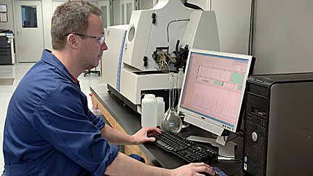Element Analysis by Mass Spectrometry