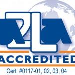 a2la accredited