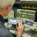 Counter calibration