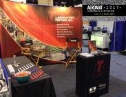 AeroMat Expo exhibitor