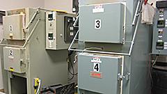 Heat treat upgrade capability